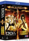 DVD & Blu-ray - Coffret Girls Fights - 2 Blu-Ray