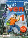 Nuevo ven ; espagnol ; 1ère année ; livre de l'élève / libro del alumno