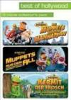 Livres - Best Of Hollywood - 3 Movie Collector'S Pack : Die Muppets Erobern Manhattan / Muppets Aus Dem All / Kermit Der Frosch