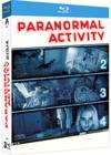 DVD & Blu-ray - Paranormal Activity 2/3/4