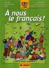 Livres - Ce1; A Nous Le Francais; 13
