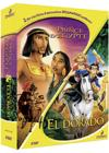 DVD &amp; Blu-ray - Le Prince D'Egypte + Sinbad - La Route D'El Dorado