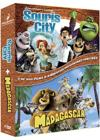 DVD & Blu-ray - Souris City + Madagascar