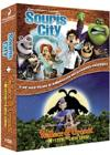 DVD &amp; Blu-ray - Souris City + Wallace Et Gromit - Le Mystre Du Lapin-Garou