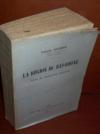 Livres - La région du bas Rhône: étude de géographie régionale.