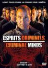 DVD &amp; Blu-ray - Esprits Criminels - Saison 1
