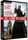 DVD & Blu-ray - 2 Films De Richard Sarafian - Coffret - Le Convoi Sauvage + Le Fantôme De Cat Dancing