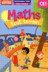 MATHS TOUT TERRAIN ; CE1 ; cycle 2 ; programme 2008; socle commun ; fichier de l'élève (édition 2012)