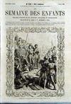 Presse - Semaine Des Enfants (La) N°219 du 09/03/1861