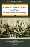 L'Arme Blindee Francaise - Volume 1, 2e Edition