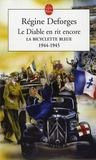 Livres - Le Diable En Rit Encore; La Bicyclette Bleue T.3