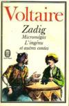 Zadig - Micromegas - L'Ingenu - Et Autres Contes - Tome Ii