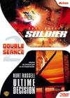 DVD & Blu-ray - Double Séance Action - Ultime Décision + Soldier