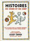 Histoires du chien et du chat