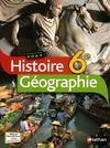 Histoire/géographie ; 6ème ; manuel numérique (édition 2009)