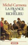 La france de richelieu (la)