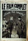 Film Complet (Le) N°330 du 20/03/1927