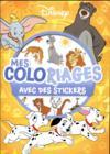 Mes Coloriages Avec Stickers ; Animaux, Classiques