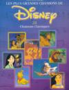 Livres - Les plus grandes chansons de disney ; 31 chansons classiques en franais ; piano/chant