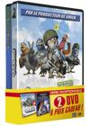DVD &amp; Blu-ray - Vaillant, Pigeon De Combat ! + Comme Chiens Et Chats