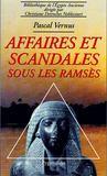 Affaires et scandales sous les Ramsès