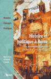 Histoire et politique a rome