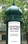 Coktails de Paris