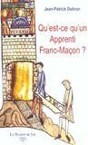 Qu'Est Ce Qu'Un Apprenti Franc Macon ?