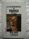 La vie quotidienne DES vikings (800-1050)