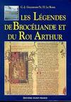 Les legendes de broceliande et du roi arthur