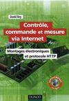 Contrôle, commande et mesure via internet ; montages électronique et protocoles HTTP