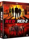 DVD & Blu-ray - Red + Red 2