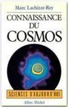 Connaissance du cosmos
