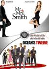 DVD &amp; Blu-ray - Mr. &amp; Mrs. Smith + Ocean'S Twelve