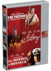 DVD &amp; Blu-ray - Flix Box - 14 - The Patriot - Le Chemin De La Libert + Glory + Des Hommes D'Honneur