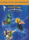 DVD &amp; Blu-ray - Monstres &amp; Cie + Kuzco, L'Empereur Mgalo + Le Bossu De Notre Dame