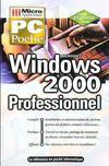 Pc poche windows 2000 professionnel