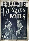 Presse - Film Complet (Le) N2210 du 10/01/1939