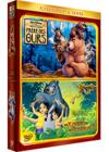 DVD &amp; Blu-ray - Frre Des Ours + Le Livre De La Jungle 2