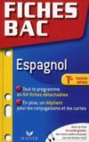 Prepabac Examens T.12 ; Fiches Bac ; Espagnol ; Terminales Toutes Séries