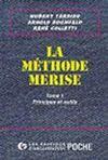 La Methode Merise T.1 ; Livre Du Professeurincipes Et Outils