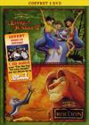 DVD & Blu-ray - Le Livre De La Jungle 2 + Le Roi Lion