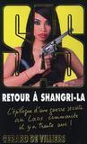 Livres - SAS t.172 ; retour à Shangri-La