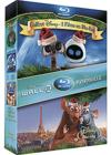 DVD & Blu-ray - Wall-E + Ratatouille