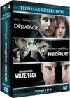 DVD & Blu-ray - Thriller Collection - Coffret - Dérapage + La Recrue + Volte/face