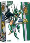 DVD & Blu-ray - Saint Seiya - Les Chevaliers Du Zodiaque - Intégrale Collector (Version Non Censurée) - Dragon Box Part. 2