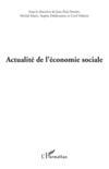 Actualité de l'économie sociale