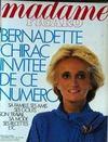 Madame Figaro N°12830 du 01/11/1985