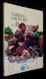 Livres - Tables Et Saveurs De Bretagne