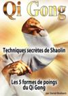 DVD & Blu-ray - Qi Gong - Techniques Secrètes De Shaolin - Les 5 Formes Du Points Du Qi Gong